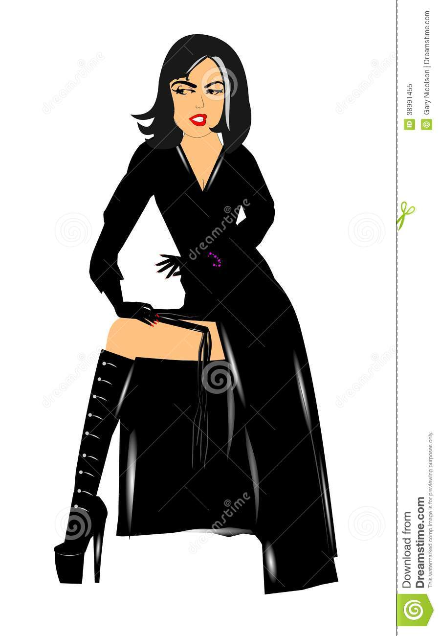 Domme Stock Photo - Image: 38991455