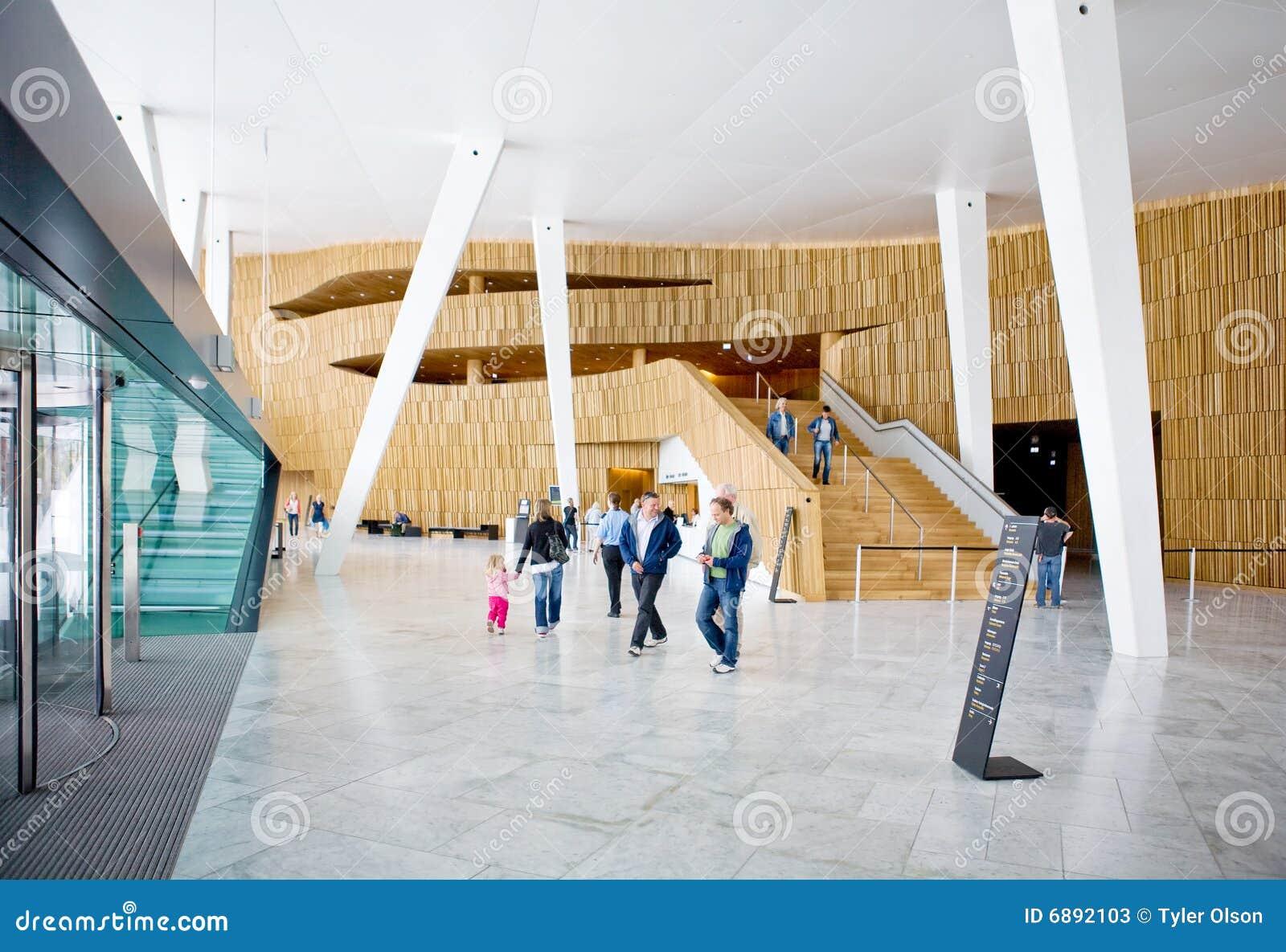 Domowa opera Oslo