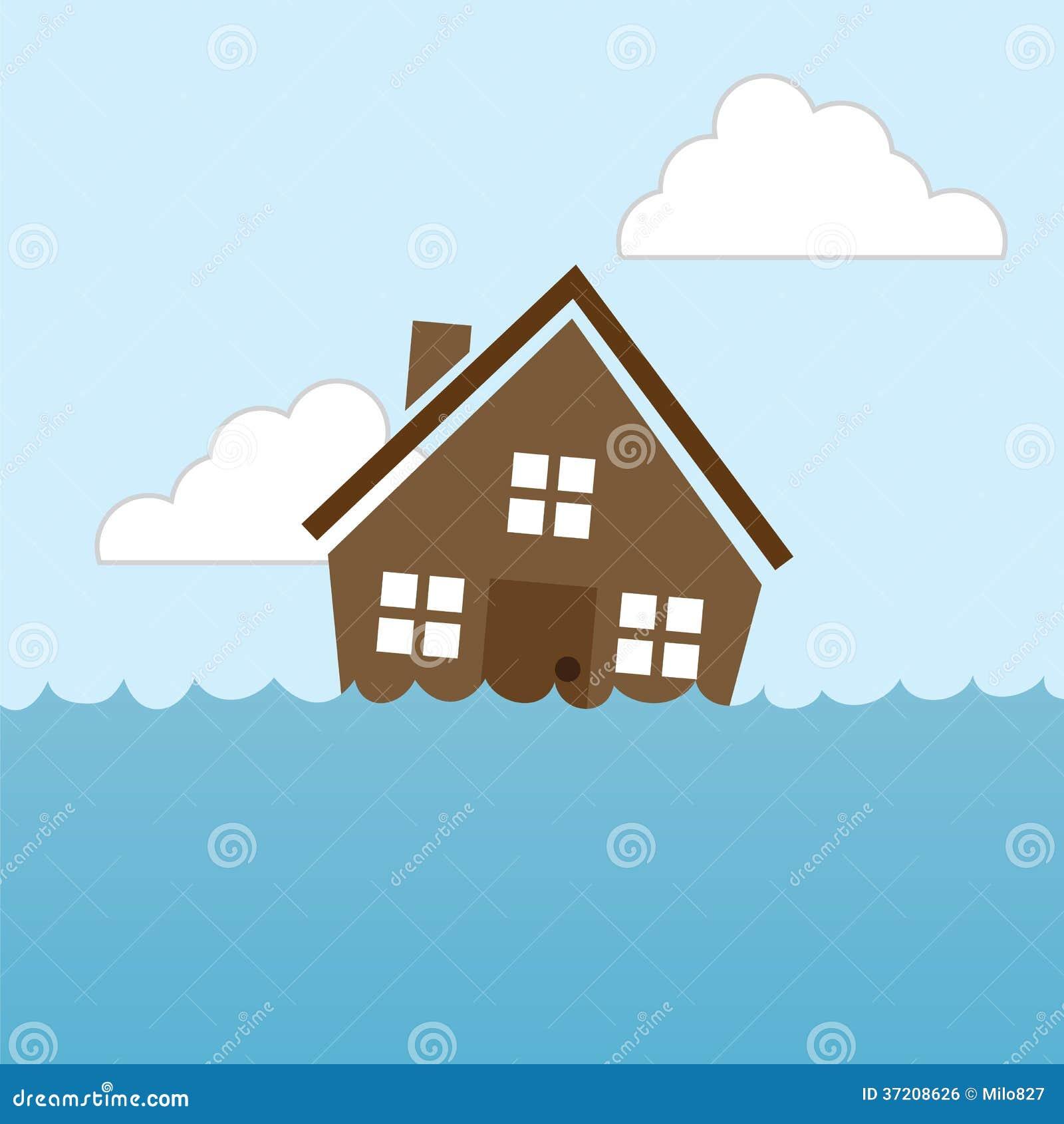 Domowa powódź