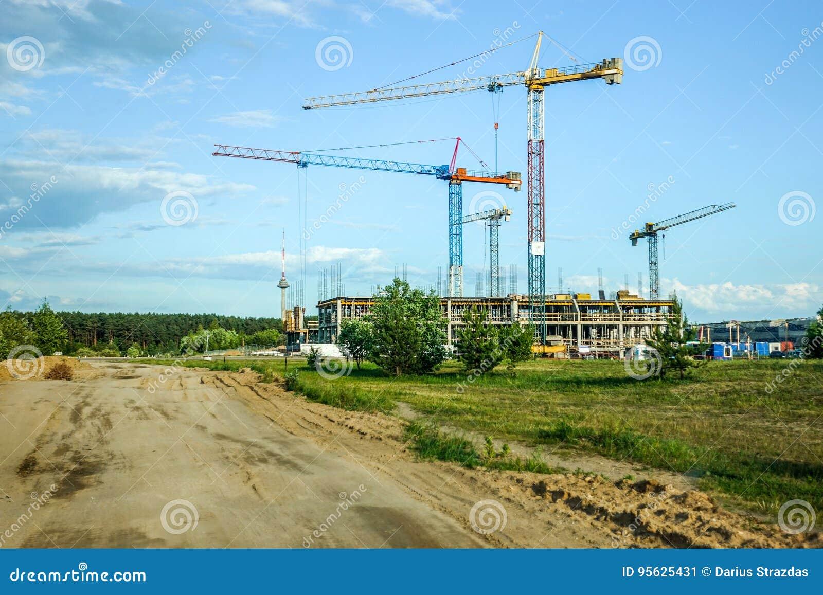 Domowego budynku budowy