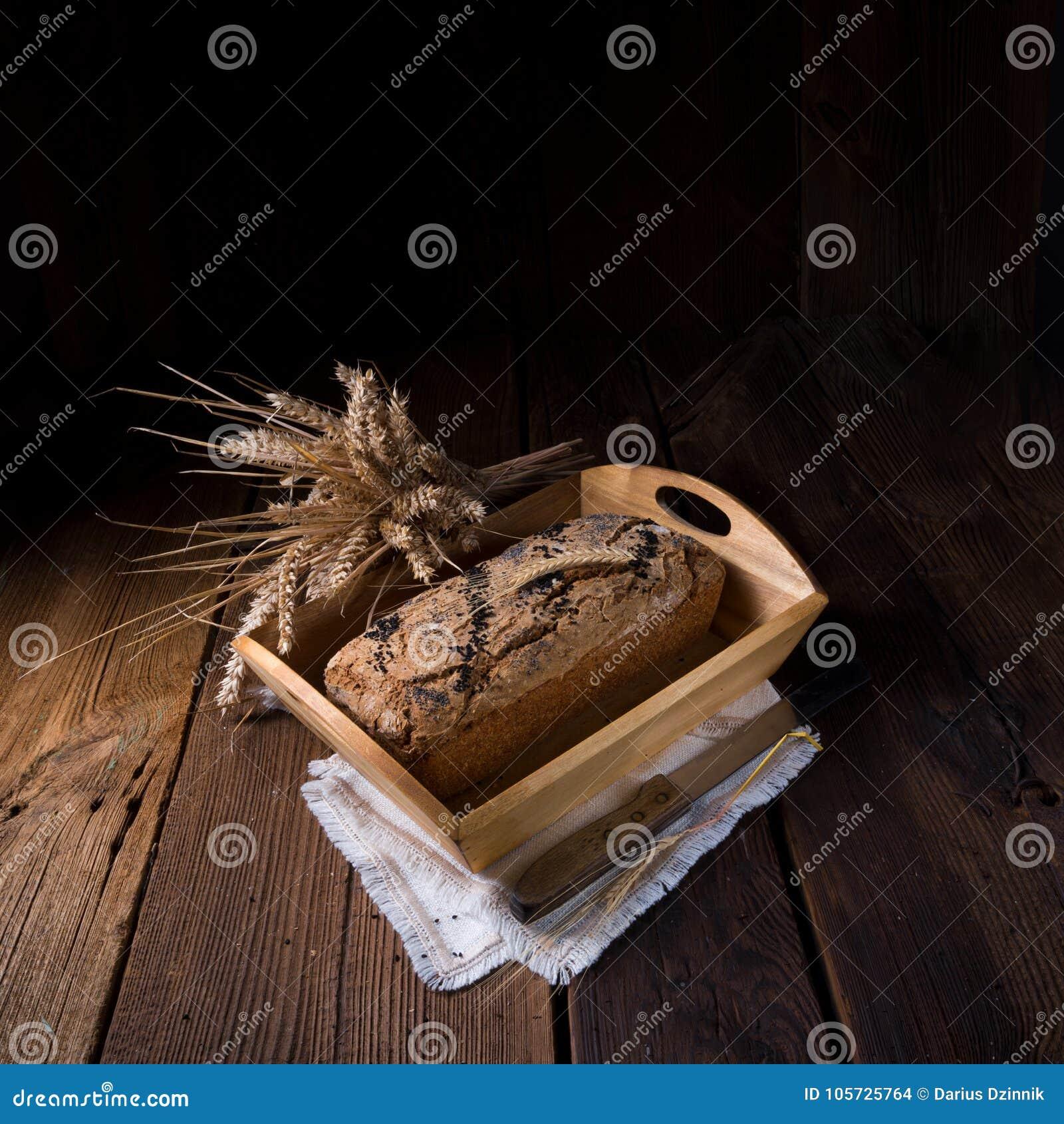 Domowej roboty chleb