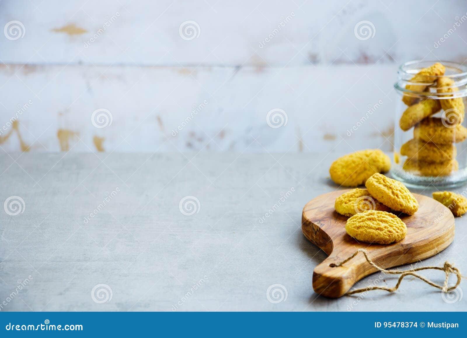 Domowej roboty kokosowi ciastka