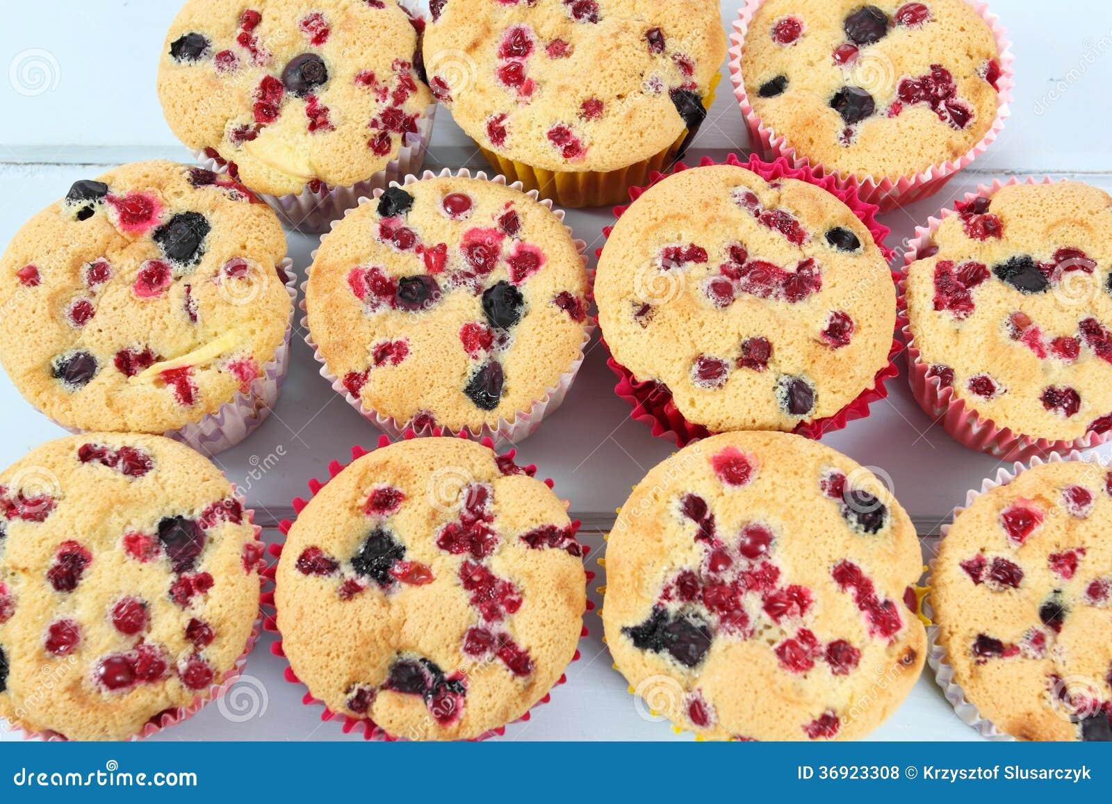 Domowej roboty muffins
