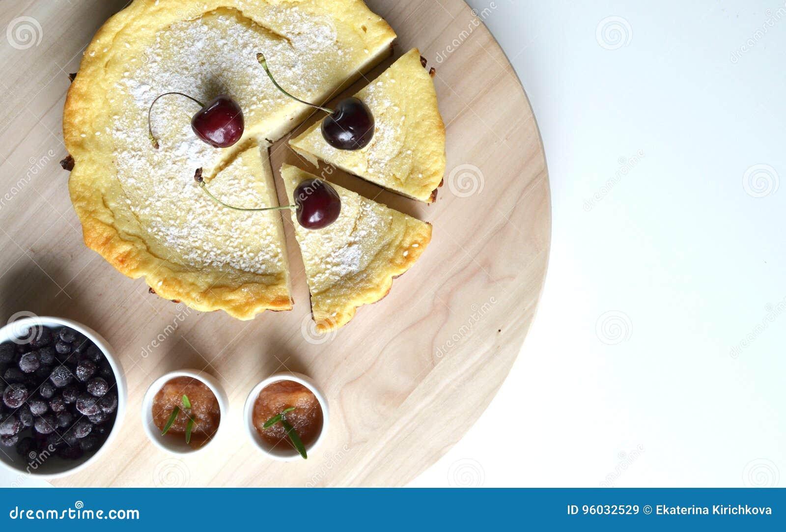 Domowej roboty wyśmienicie śniadanie