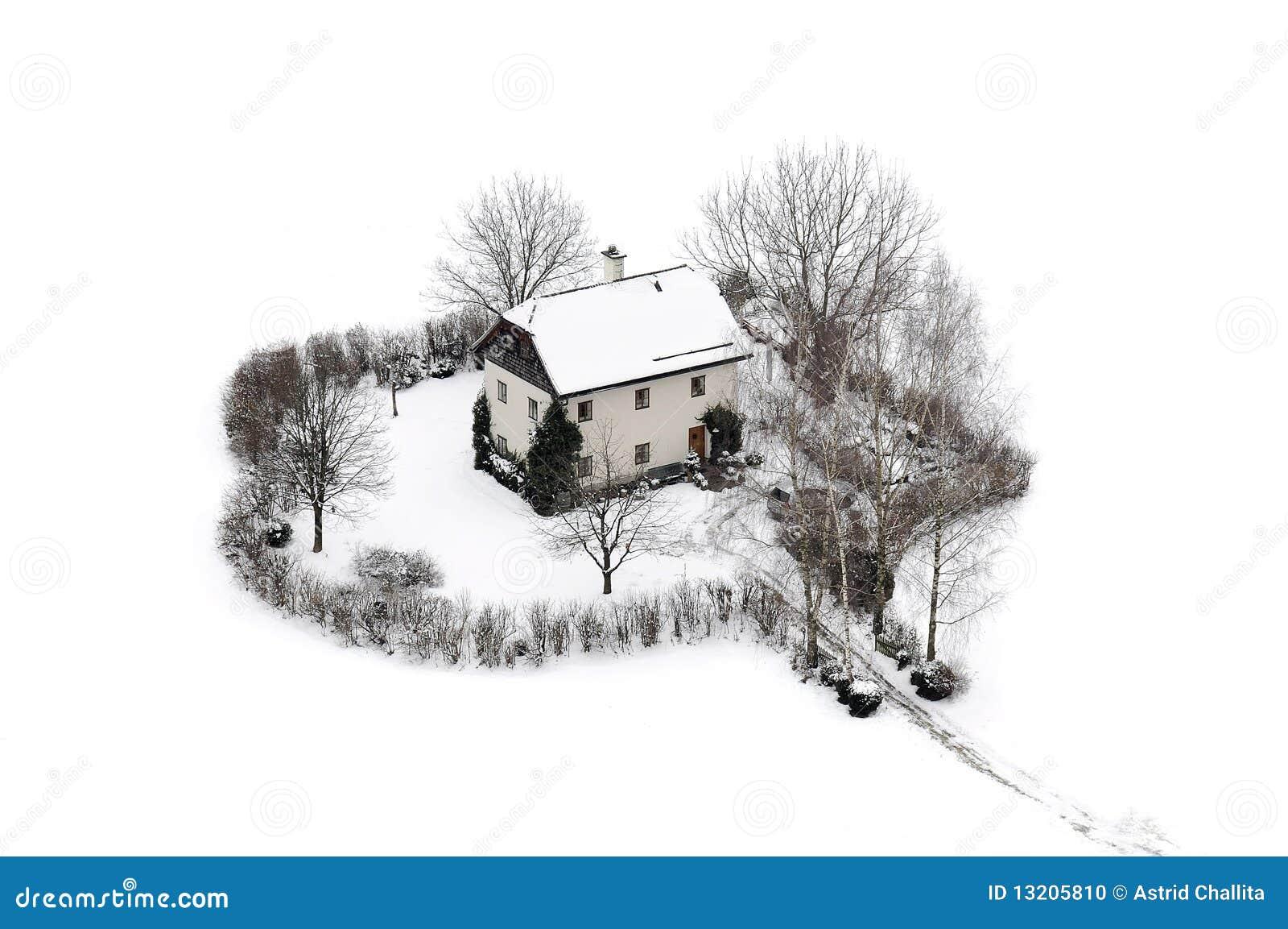 Domowy śnieg