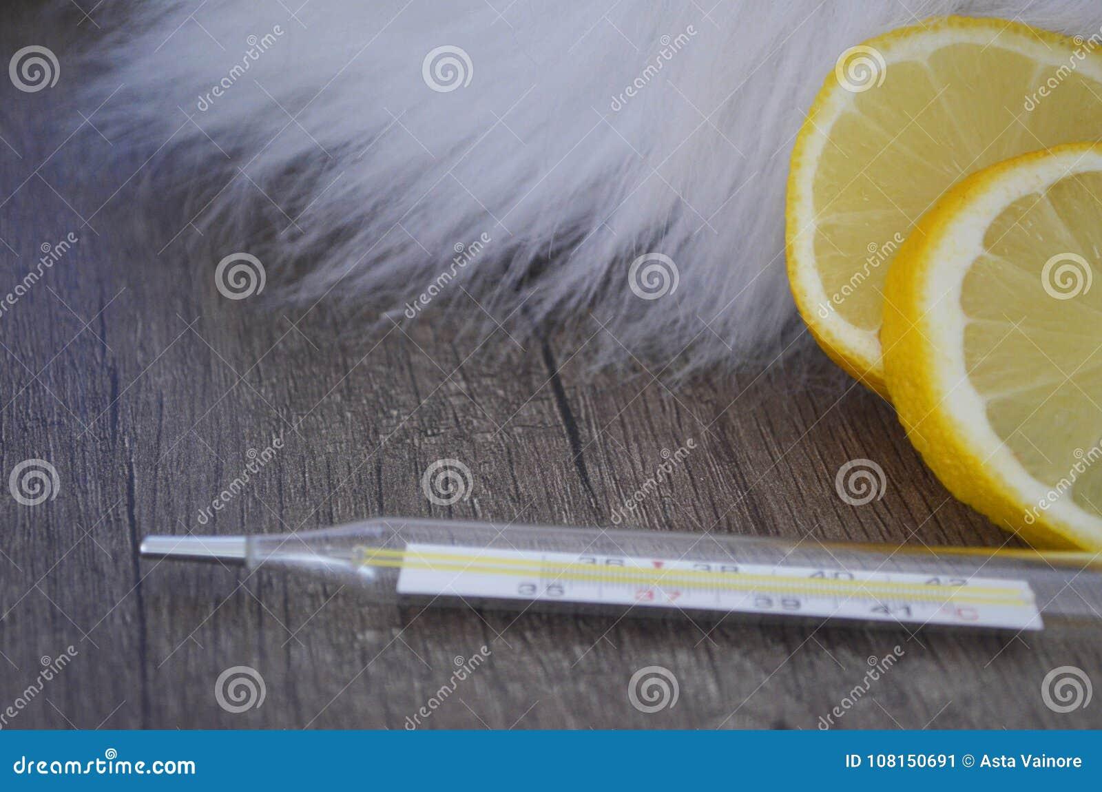 Domowy grippe remedium