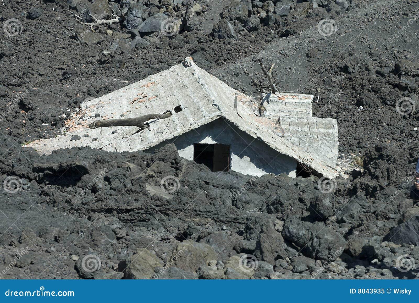 Domowy osunięcie się ziemi