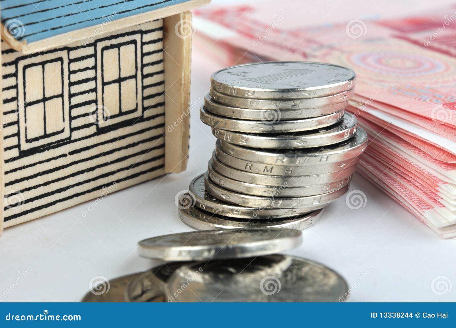 Domowy wzorcowy pieniądze