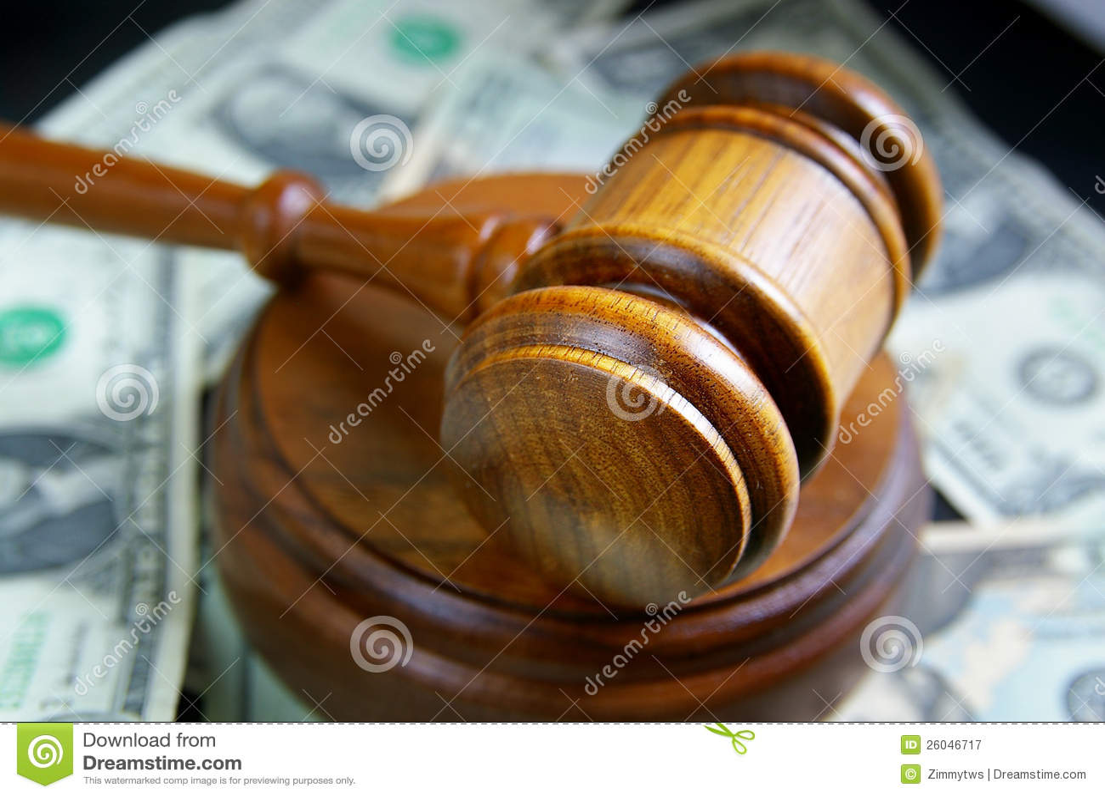 Domstolkassa