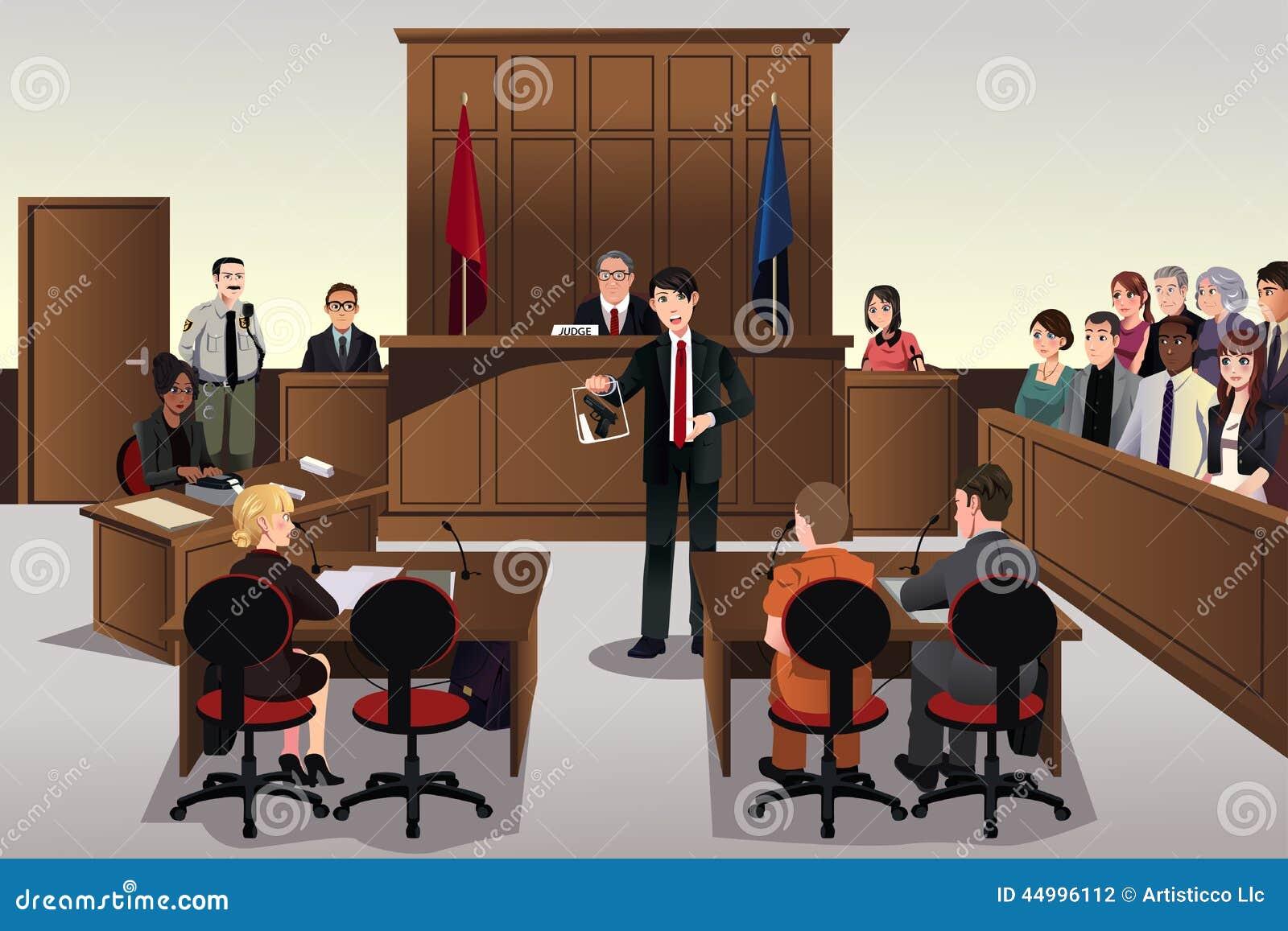 Domstolplats