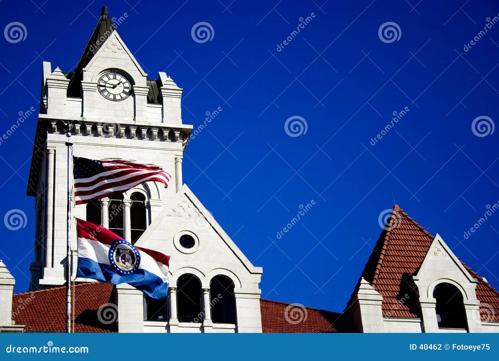 Domstolsbyggnad