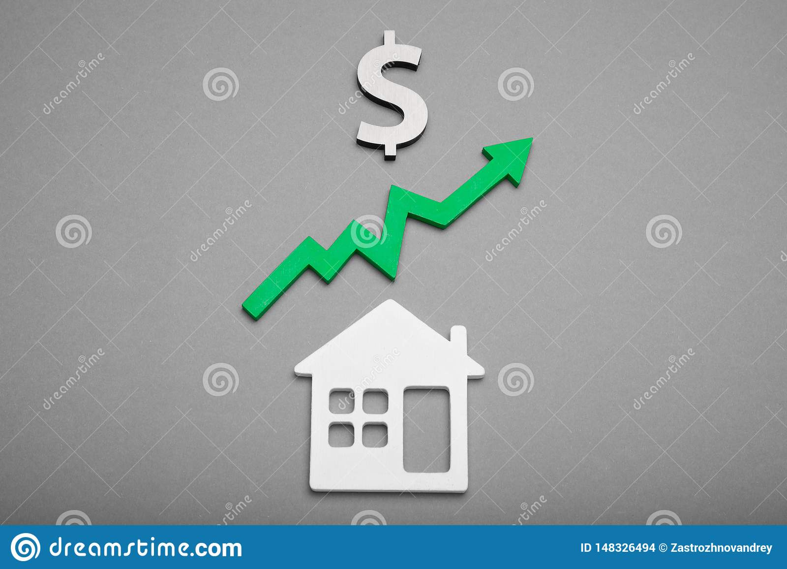 Domu kosztu pojęcie, pieniężny gospodarki rozwiązanie wzrost