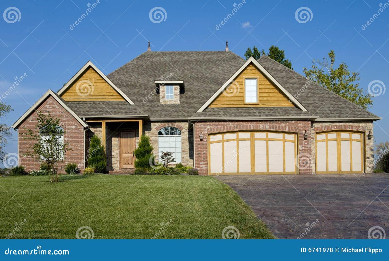 Domu piękny dom