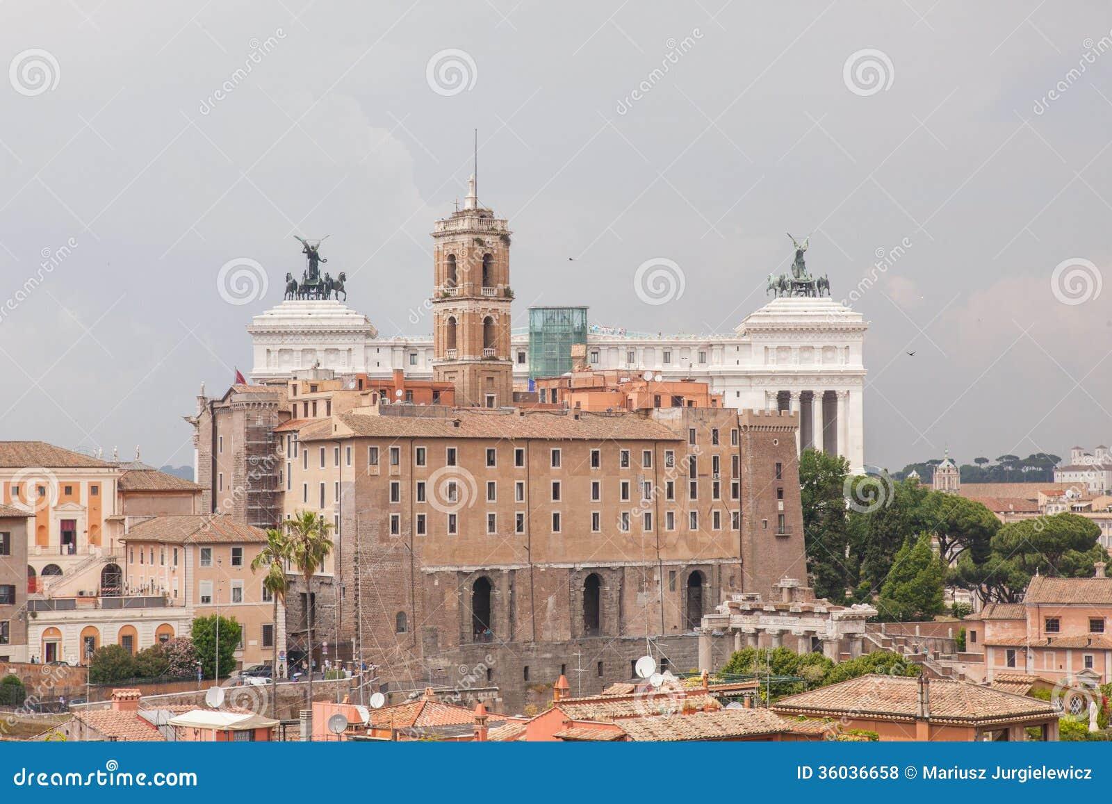 Domus Flavia Stock Photo Image Of Architecture City 36036658