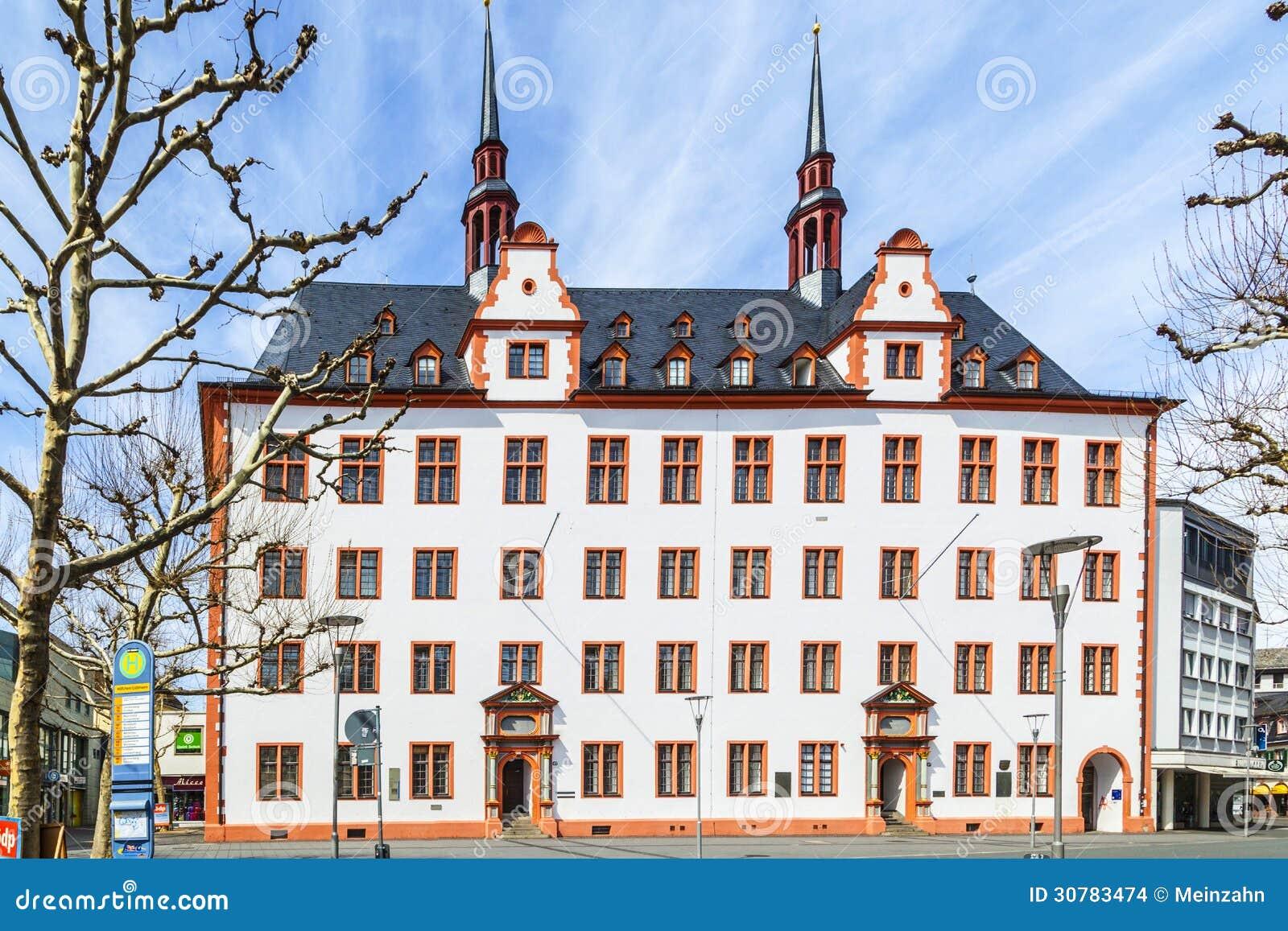 Domus Universitatis, Johannes Gutenberg-Universität Mainz ...