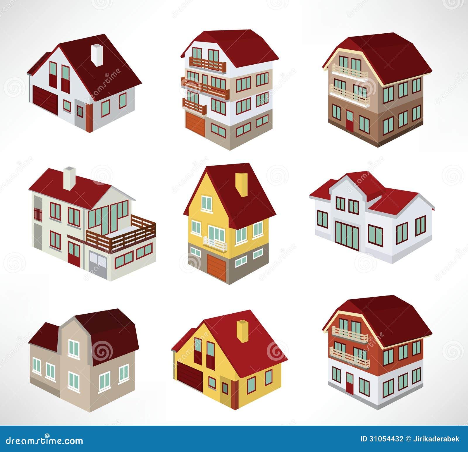 Domy miejscy w perspektywie