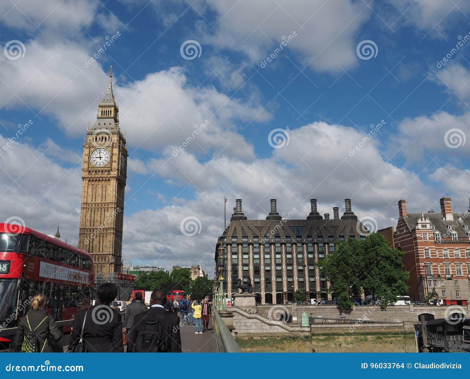 Domy parlament w Londyn