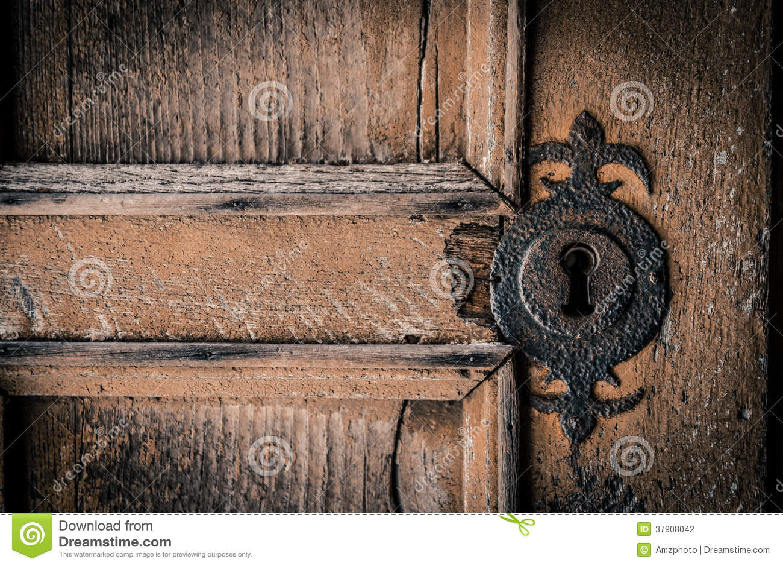 Don T Peek Through The Key Hole Stock Photo Image 37908042
