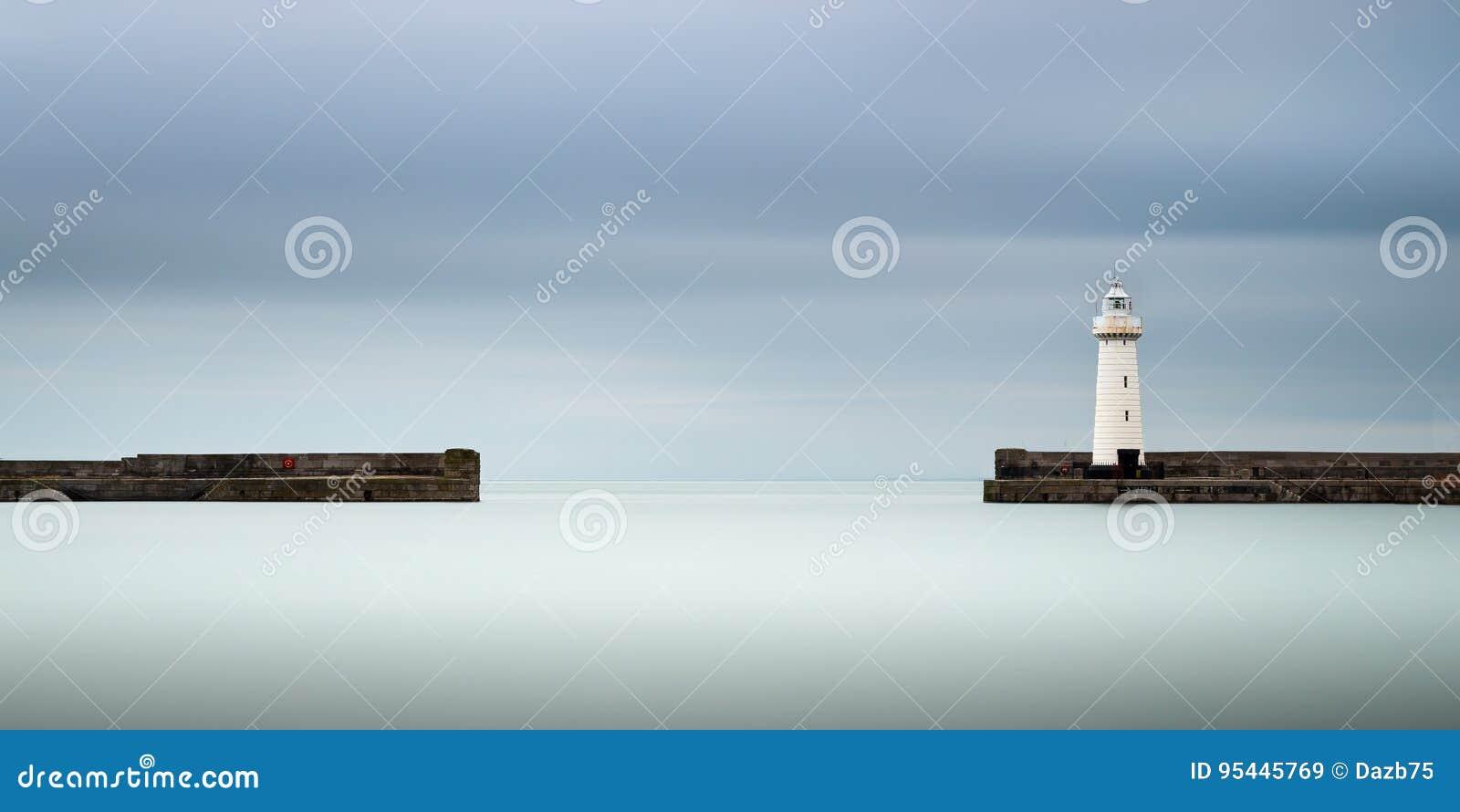 Donaghadee-Leuchtturm
