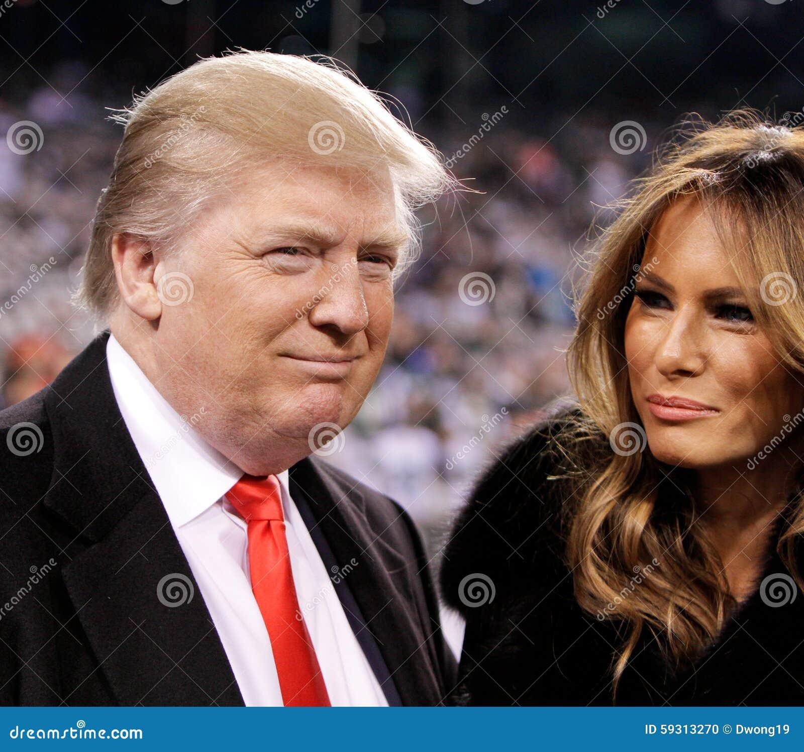 Donald Trump, Melania-Trumpf