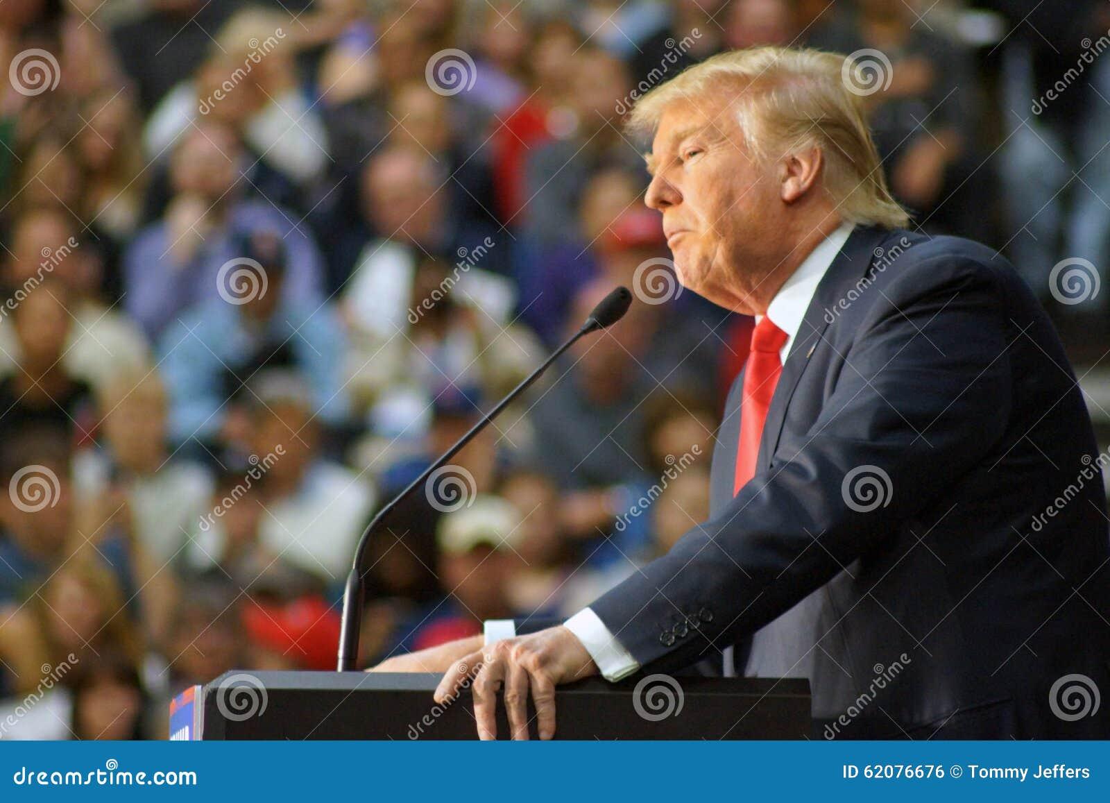 Donald Trump November 9, 2015