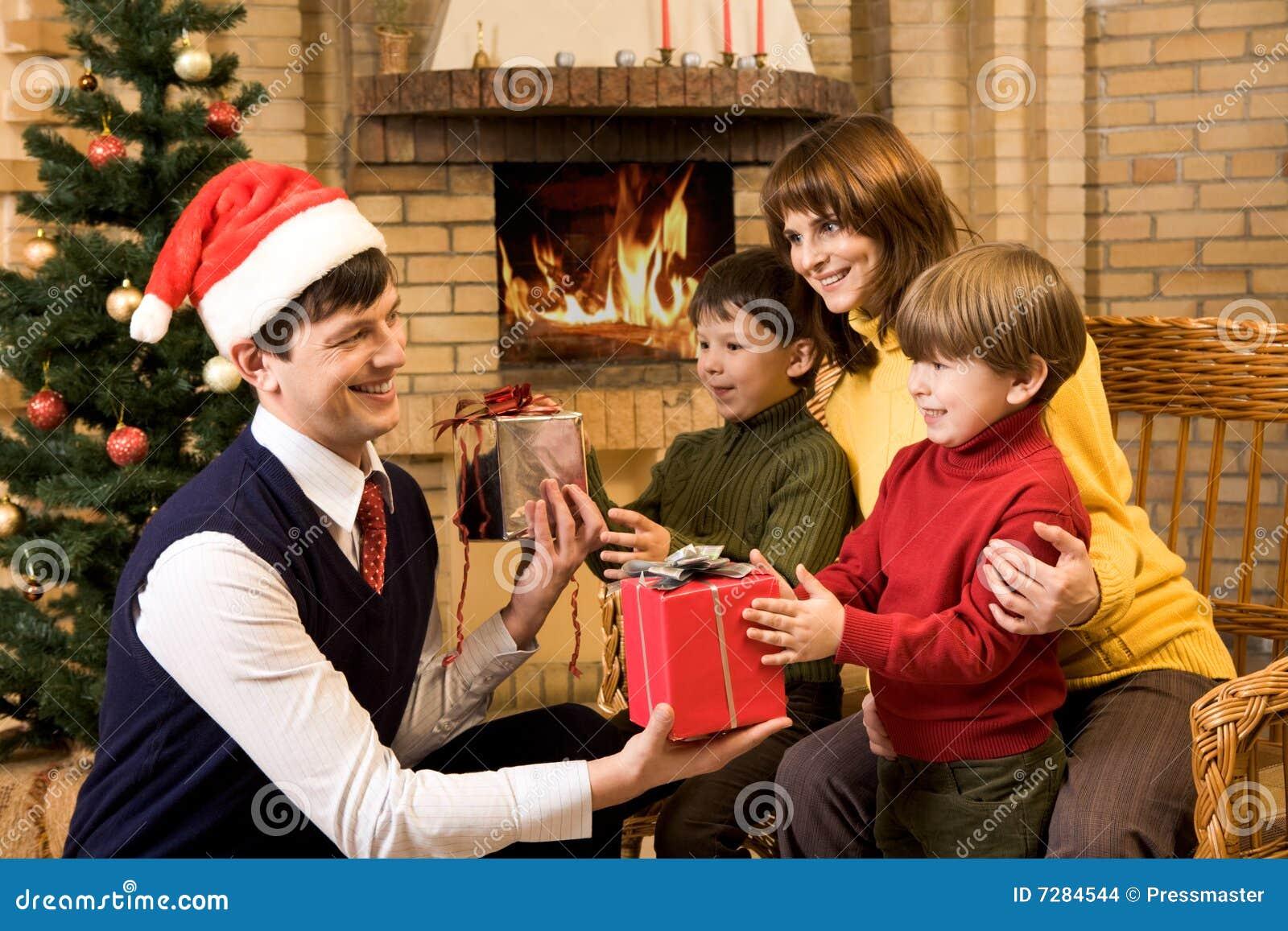 Donante de presentes