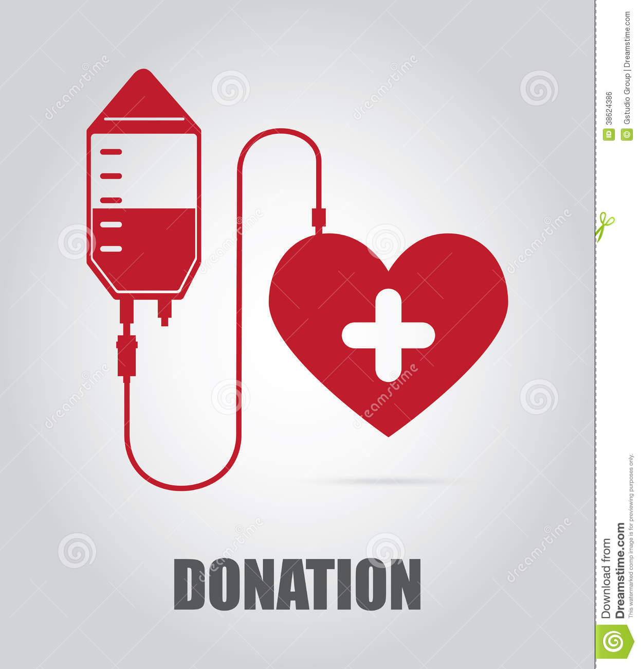 Poster design on blood donation - Donate Blood Design Royalty Free Stock Image