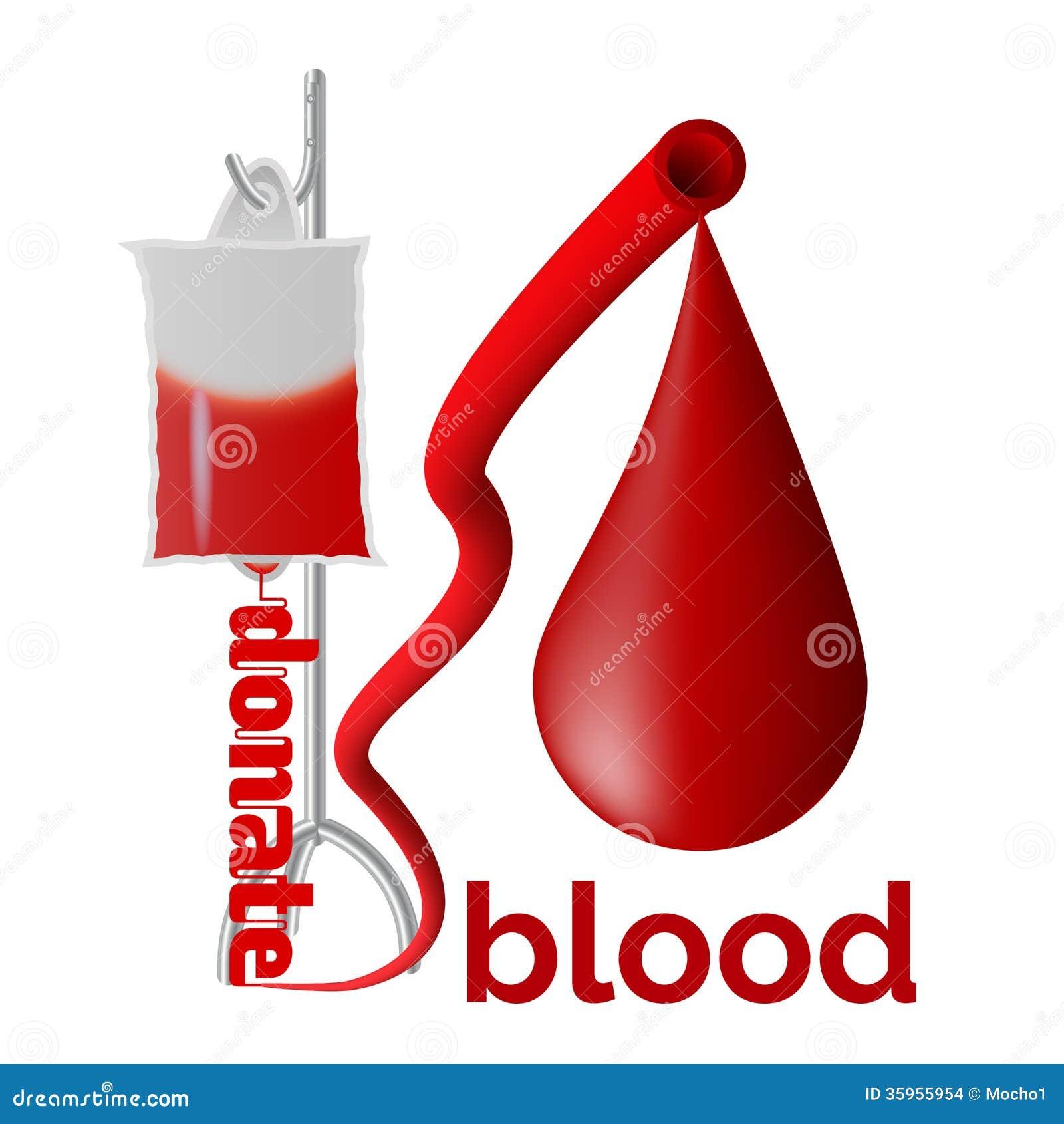 Donate blood stock illustration illustration of design 35955954 for Blood bank planning and designing