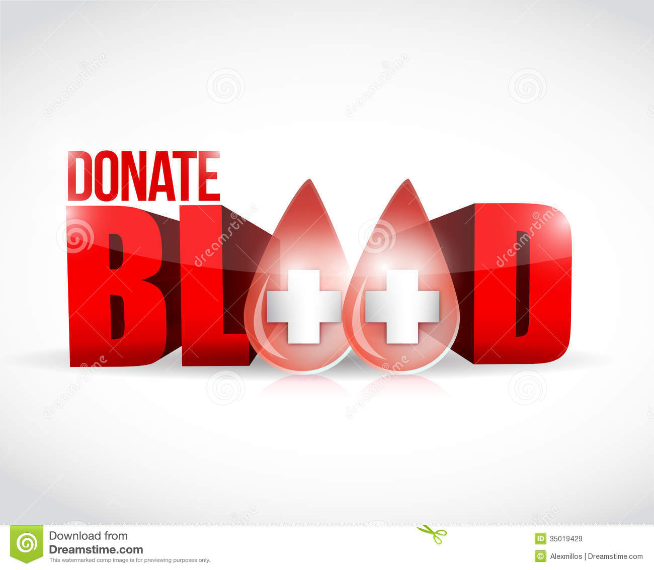 Donate Blood Illustration Design Royalty Free Stock Images Image 35019429
