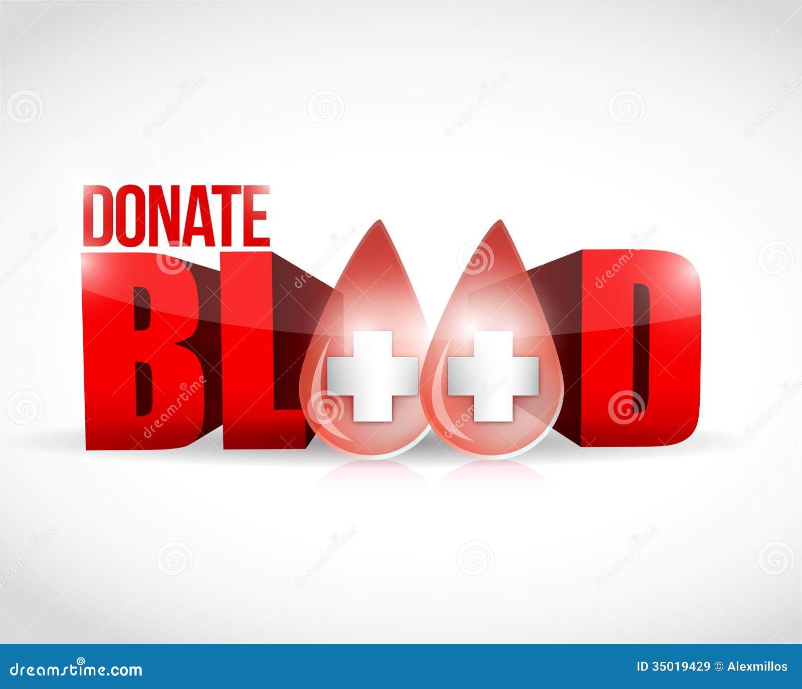 Donate blood illustration design royalty free stock images image 35019429 for Blood bank planning and designing