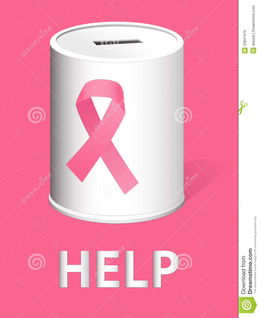 Donate To Cancer Research: Donate For Breast Cancer Research And Prevention Royalty