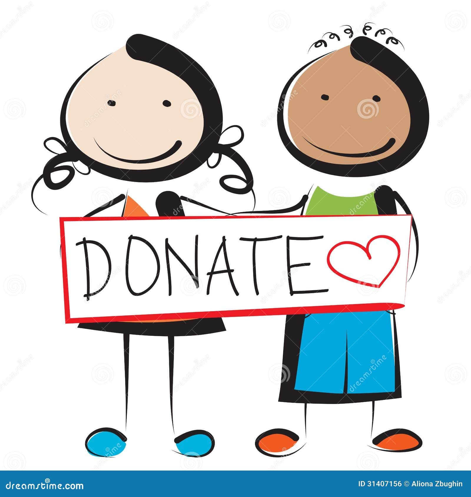 Donate Royalty Free Stock Image - Image: 31407156