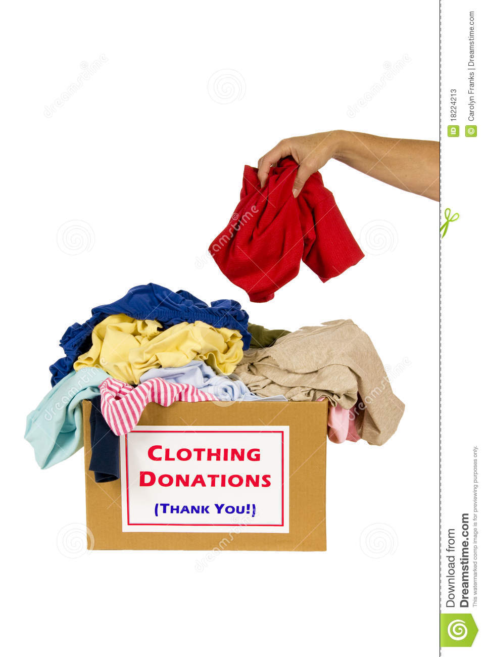 How to Donate Clothing to Charity