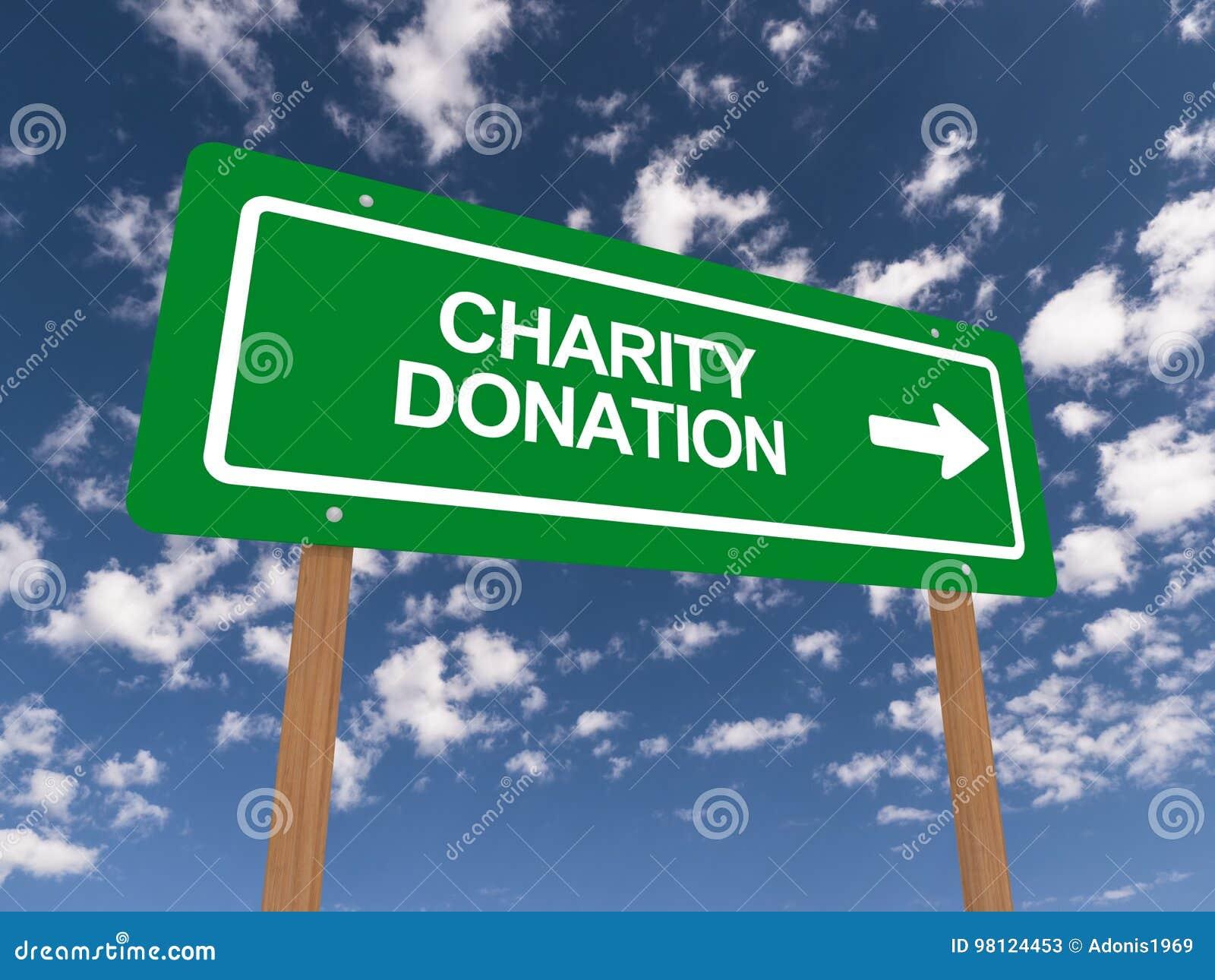 Donation de charité