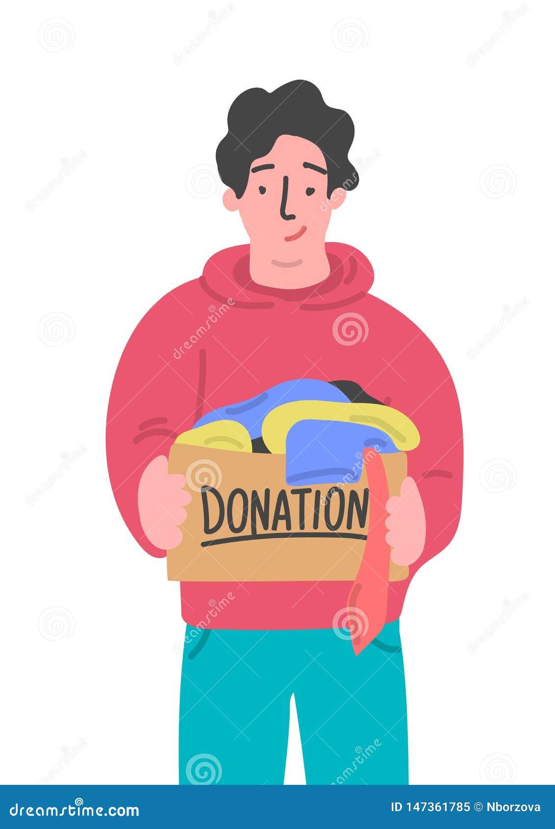 Donation de v?tements
