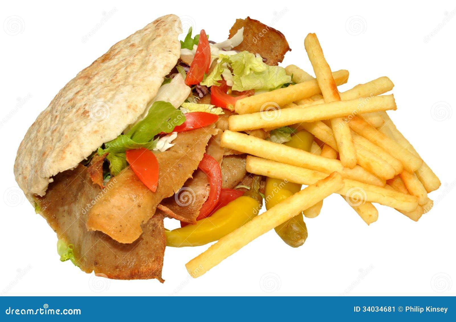 Doner Kebab I dłoniaki