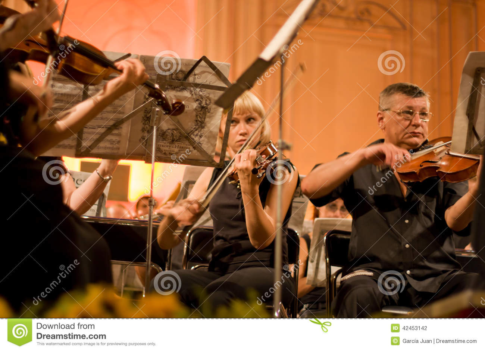Donetsk-Opern-Orchester
