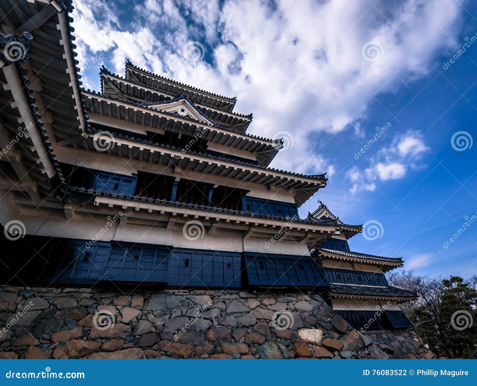 Donjon de château de Matsumoto