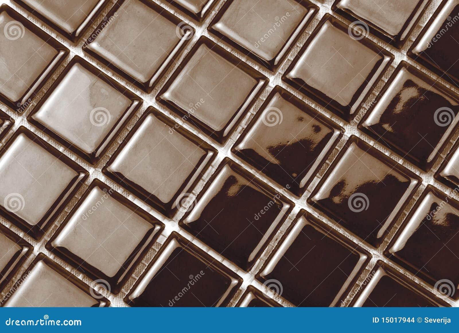 Donkere bruine tegels stock foto afbeelding bestaande uit for Bruine tegels