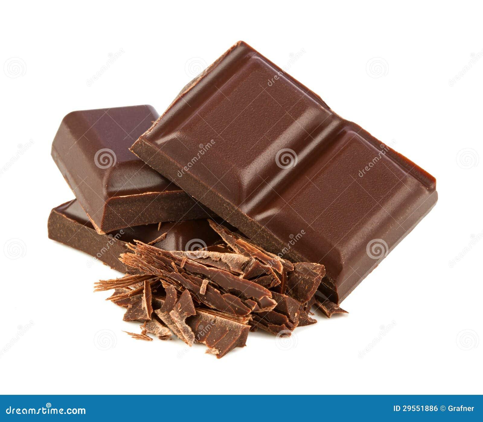 Donkere chocolade