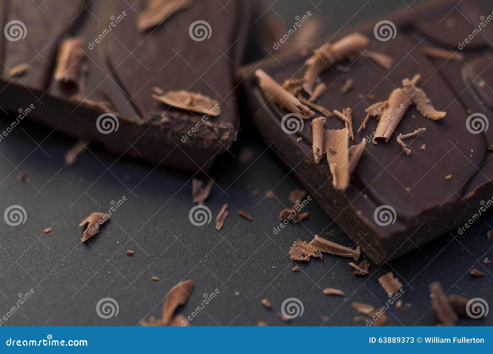 Donkere Chocolademacro