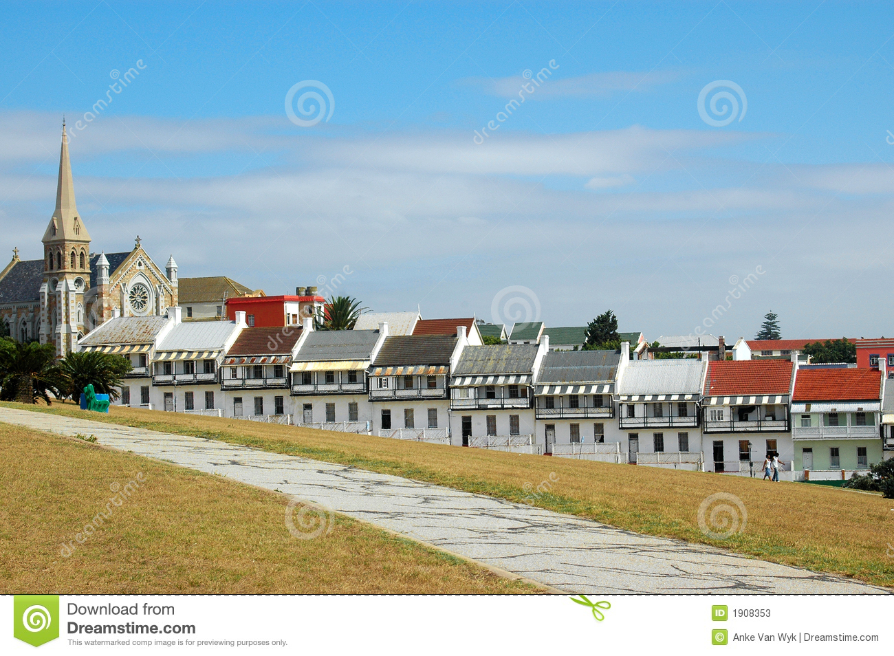 Donkin street port elizabeth south africa stock image - What to do in port elizabeth south africa ...