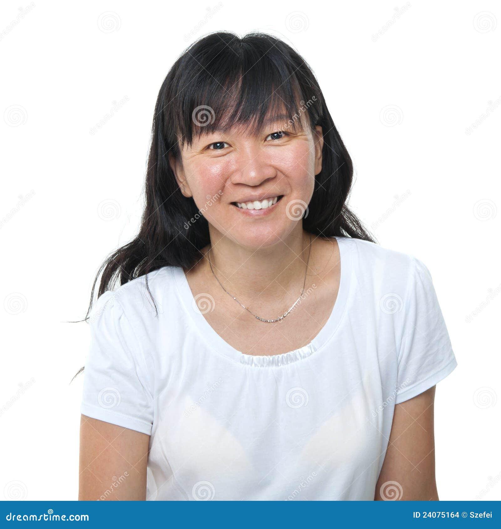 Donna asiatica