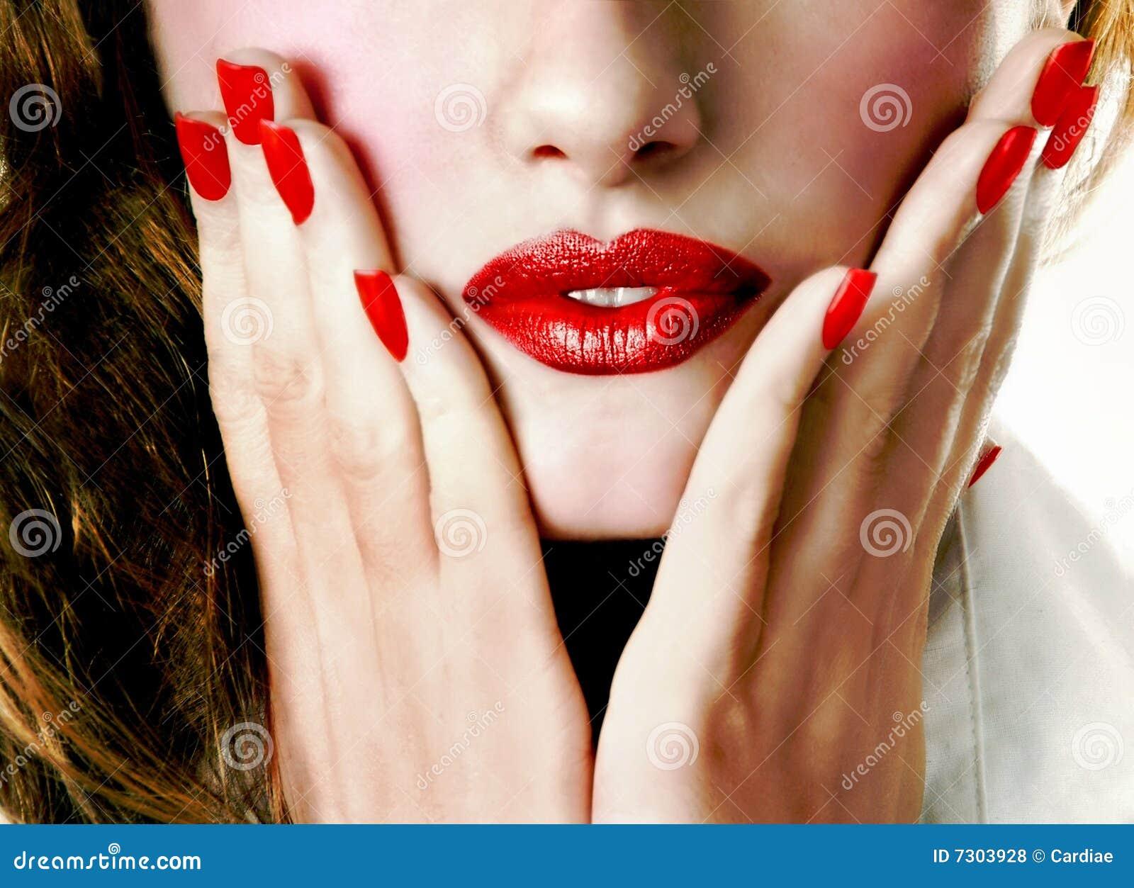 Donna attraente