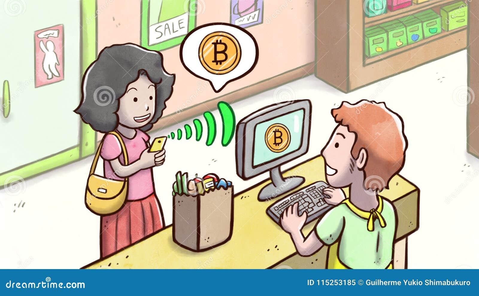 negozio di alimentari bitcoin)
