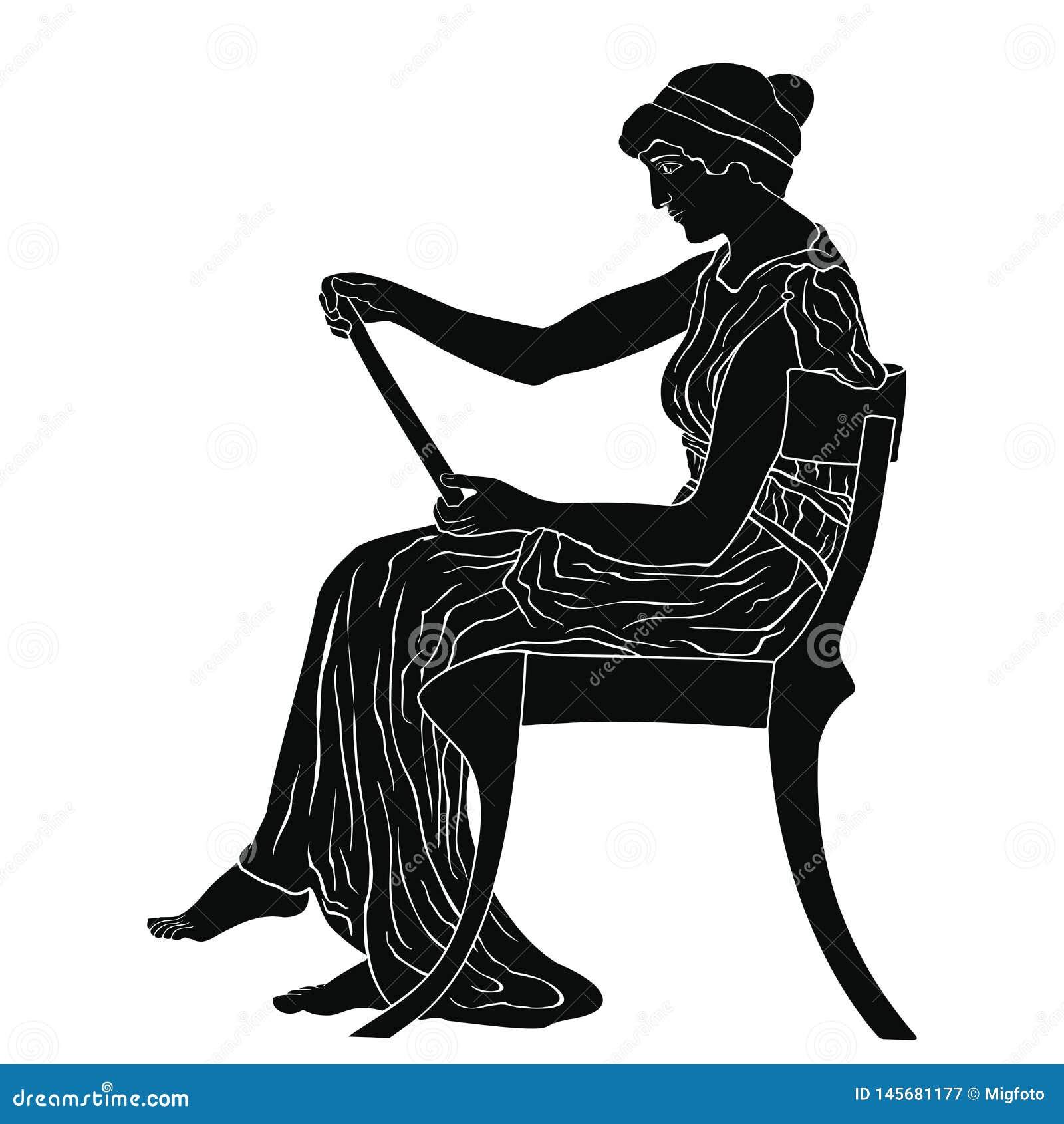 Donna del greco antico