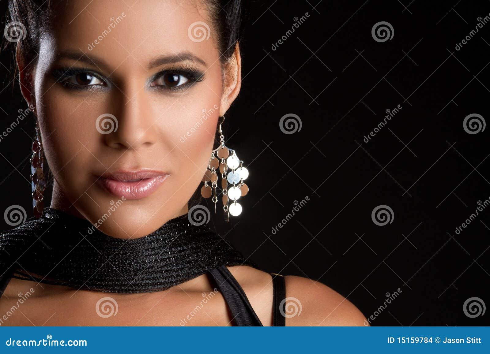 Donna del Latino di Beautful