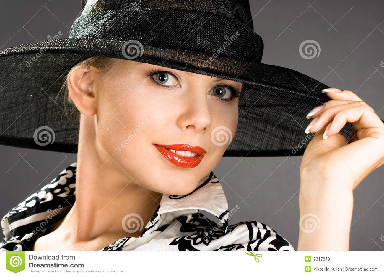 Donna elegante