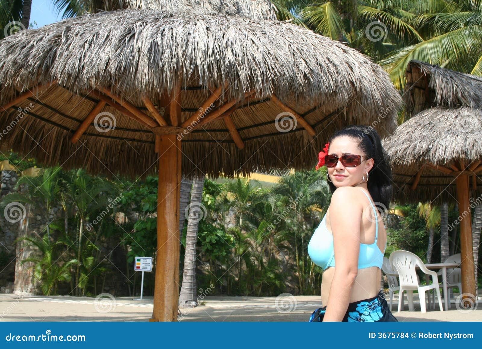Download Donna latina fotografia stock. Immagine di lifestyle, faccia - 3675784