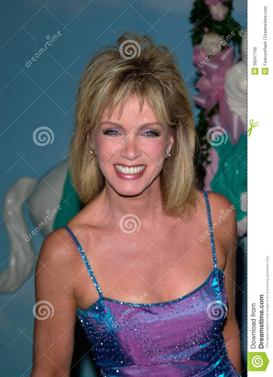 Actress DONNA MILLS at the Carousel of Hope Ball 2000 at the Beverly ...